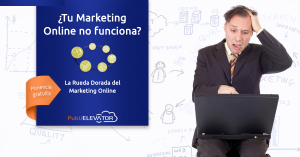 la rueda dorada del marketing on line